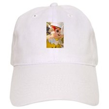Knight and Gnome Baseball Baseball Cap