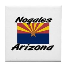 Nogales Arizona Tile Coaster