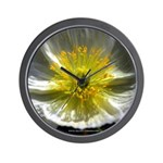 """Flower"" Wall Clock"