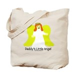 Mommy & Daddy's Little Angel Tote Bag