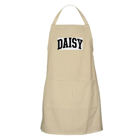 DAISY (curve) BBQ Apron