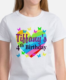 PERSONALIZED 4TH Tee