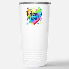 PERSONALIZED 4TH Travel Mug