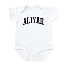ALIYAH (curve) Infant Bodysuit