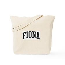 FIONA (curve) Tote Bag
