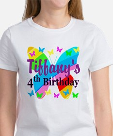 PERSONALIZED 4TH Women's T-Shirt