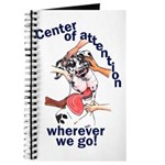 NH Center Of Attention Great Dane Notepad