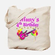 PERSONALIZED 4TH Tote Bag