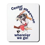 NH Center Of Attention Great Dane Mousepad