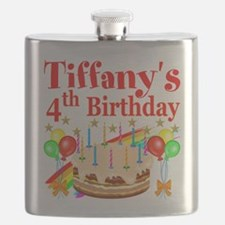 PERSONALIZED 4TH Flask