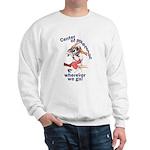 NH Center Of Attention Great Dane Sweatshirt