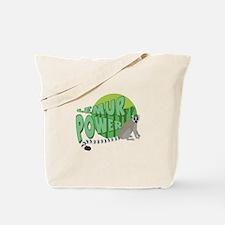 Lemur Power Tote Bag