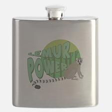 Lemur Power Flask
