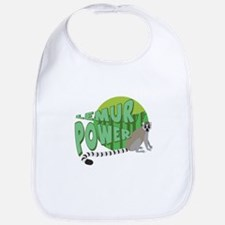 Lemur Power Bib