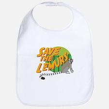 Save the Lemurs Bib