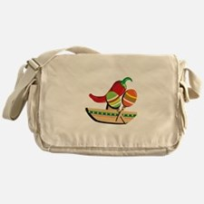 Mexican Montage Messenger Bag