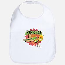 Mexican Fiesta Bib