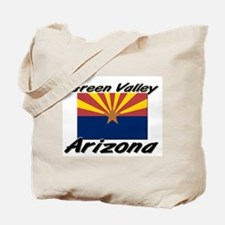 Green Valley Arizona Tote Bag