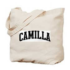 CAMILLA (curve) Tote Bag