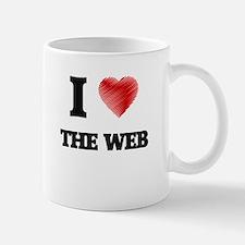 I love The Web Mugs