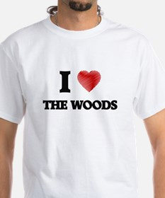 I love The Woods T-Shirt