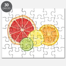 Citrus Fruit Puzzle