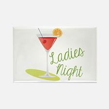 Ladies Night Magnets