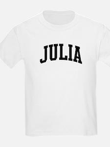 JULIA (curve) T-Shirt
