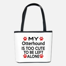 Otterhound Is Too Cute Bucket Bag