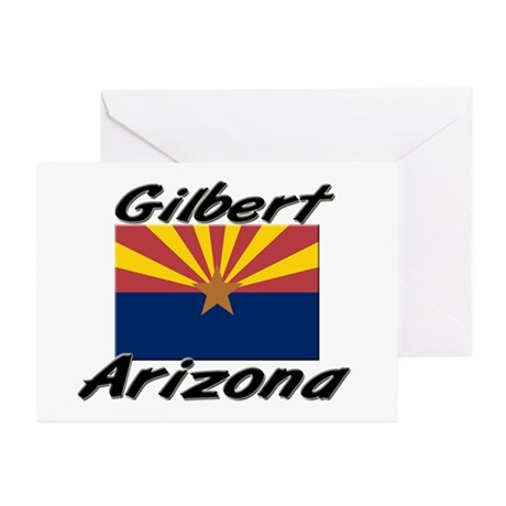 Gilbert Arizona Greeting Cards (Pk of 10)