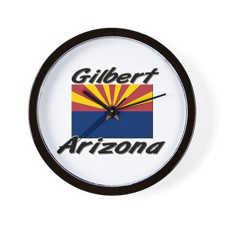 Gilbert Arizona Wall Clock