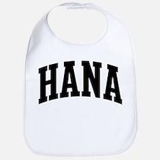 HANA (curve) Bib