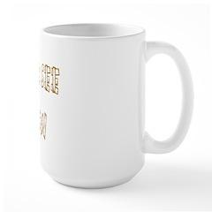 You Should See What I Saw Mug