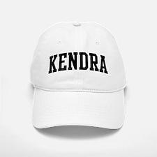 KENDRA (curve) Baseball Baseball Cap