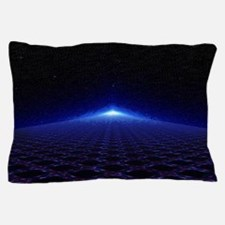 Time Portal In Space Pillow Case