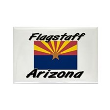 Flagstaff Arizona Rectangle Magnet