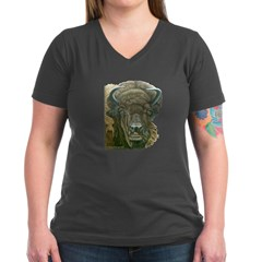 Buffalo Eating Shirt
