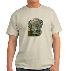 Buffalo Eating T-Shirt