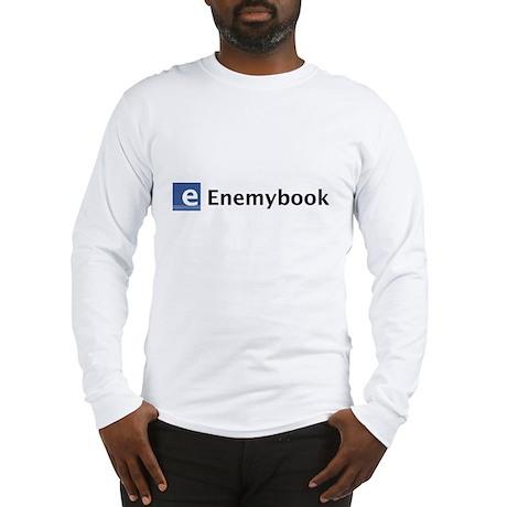 Enemybook Long Sleeve T-Shirt