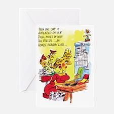 Honest Birthday Greeting Cards