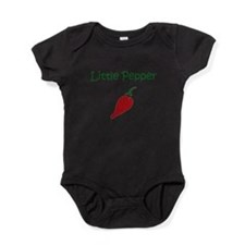 Cute Funny nicknames Baby Bodysuit
