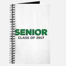 Senior Class 2017 - Green Journal