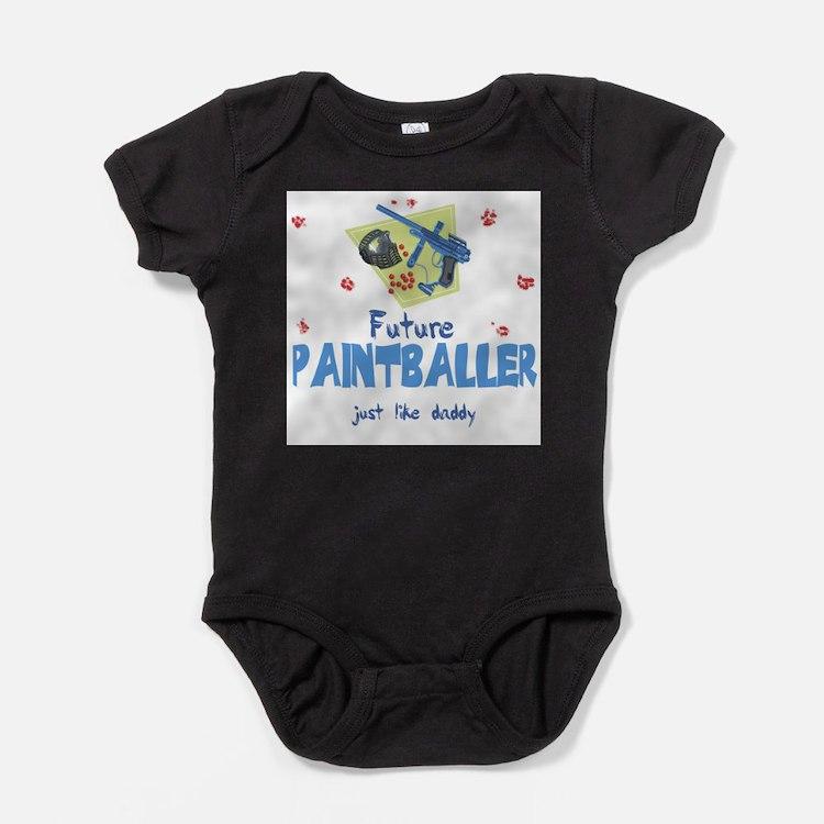 Cute Team daddy Baby Bodysuit