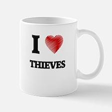 I love Thieves Mugs