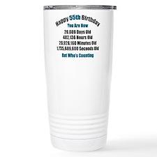 Cute Grandpa birthday Travel Mug