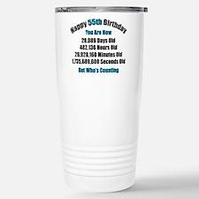 Unique Senior citizen Travel Mug