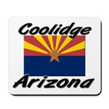 Coolidge Arizona Mousepad
