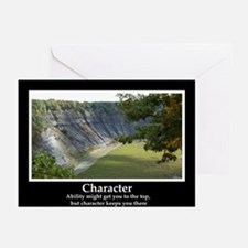 Character Motivational Greeting Cards (Pk of 10)