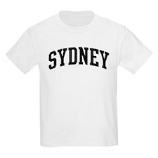 SYDNEY (curve) T-Shirt