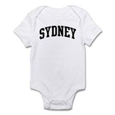 SYDNEY (curve) Infant Bodysuit